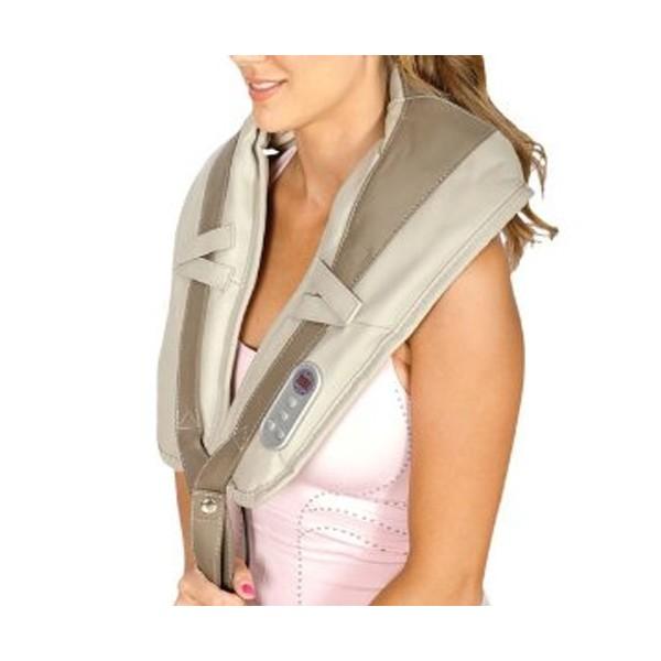 Тапинг масажор за врат гръб и рамене - шиацу масаж epulse TV73 3