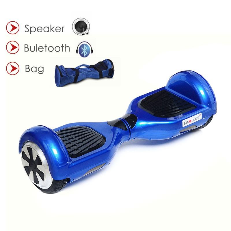 Електрически скутер с LED светлини 6.5 инча гуми 250 W 5