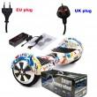Електрически скутер с LED светлини 6.5 инча гуми 250 W 10