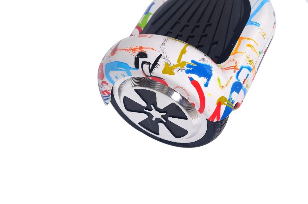 Електрически скутер с LED светлини 6.5 инча гуми 250 W 14