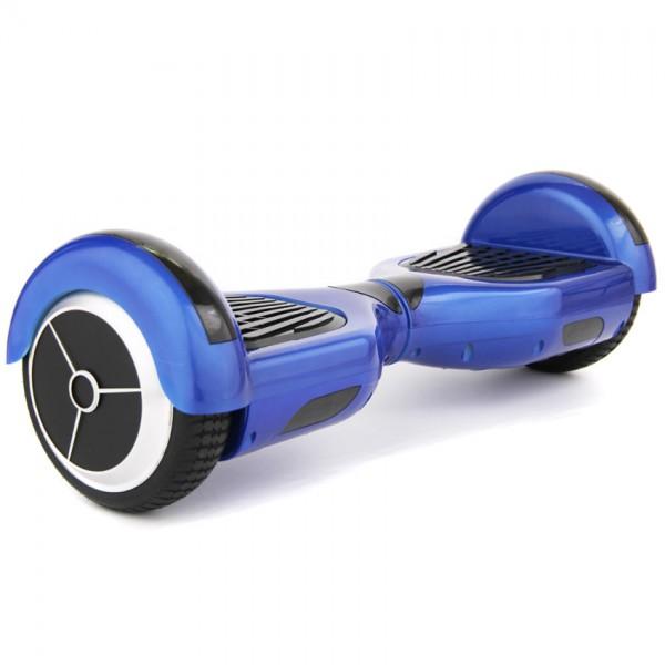 Електрически скутер с LED светлини 6.5 инча гуми 250 W 18