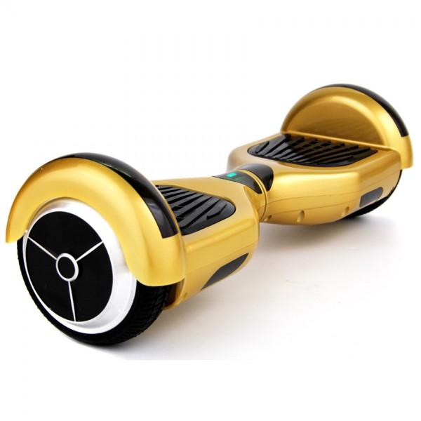 Електрически скутер с LED светлини 6.5 инча гуми 250 W 20