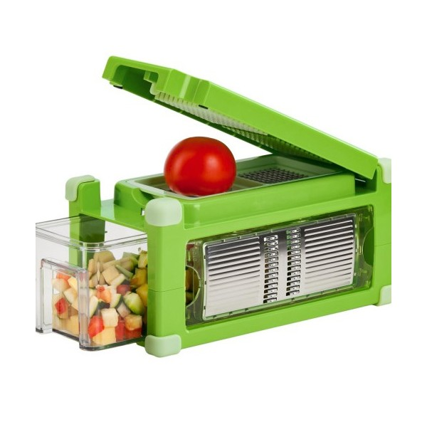 Кухненско Ренде за зеле, моркови с контейнер - Nicer Dicer Plus от 13 частиTV32 7