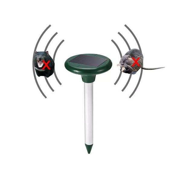 Solar1 уред за борба с гризачите от пластмаса тегло 0.635 кг 5