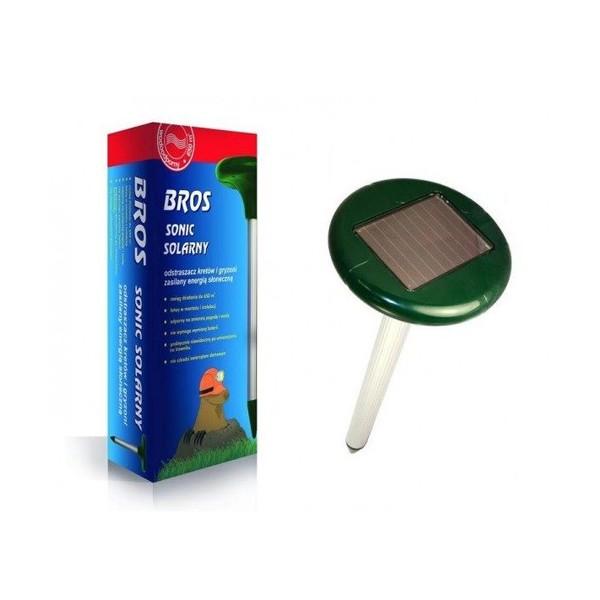 Solar1 уред за борба с гризачите от пластмаса тегло 0.635 кг 7