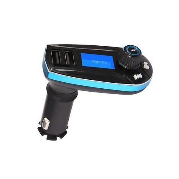 Bluetooth трансмитер за кола - Vodool 618C HF6 7