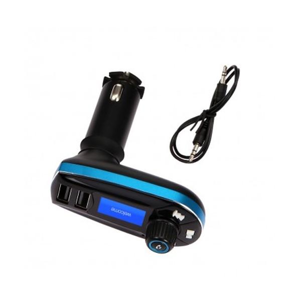 Bluetooth трансмитер за кола - Vodool 618C HF6 8