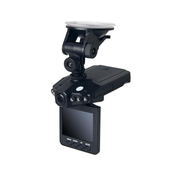 DVR H198 рекордер за автомобил Cycle recording функция ABS пластмаса -3Mpx AC12 10