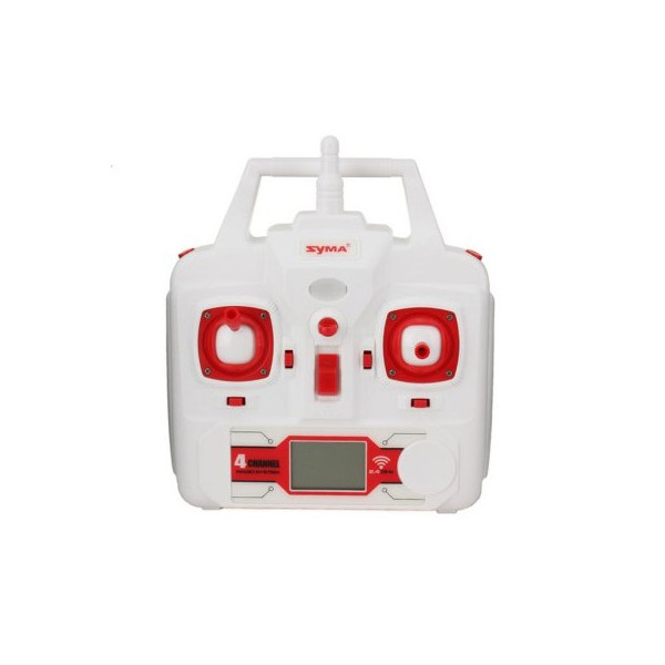 Квадрокоптер Syma X8G 4CH с 8mpx HD камера HeadLess режим RC IOC, LED 7