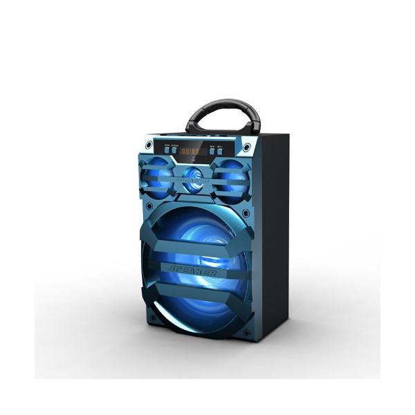 Безжична Bluetooth колонка MS-187BT с Bluetooth FM радио и USB порт 3