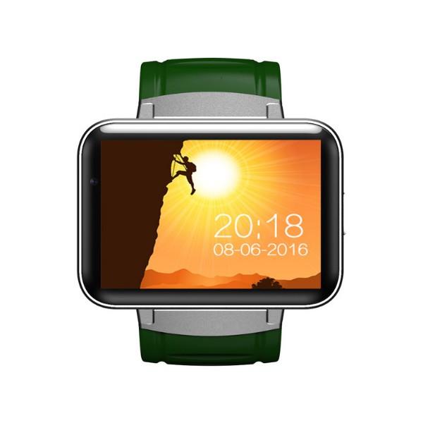 """Смарт фитнес часовник - KOBWA DM98 СИМ карта, камера, 2.2"""" HD IPS LCD екран SMW7 1"""