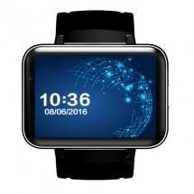 Смарт фитнес часовник - KOBWA DM98 СИМ карта 1.2 MP камера 2.2-инчов HD IPS LCD сензорен екран