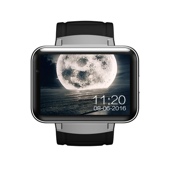 """Смарт фитнес часовник - KOBWA DM98 СИМ карта, камера, 2.2"""" HD IPS LCD екран SMW7 3"""