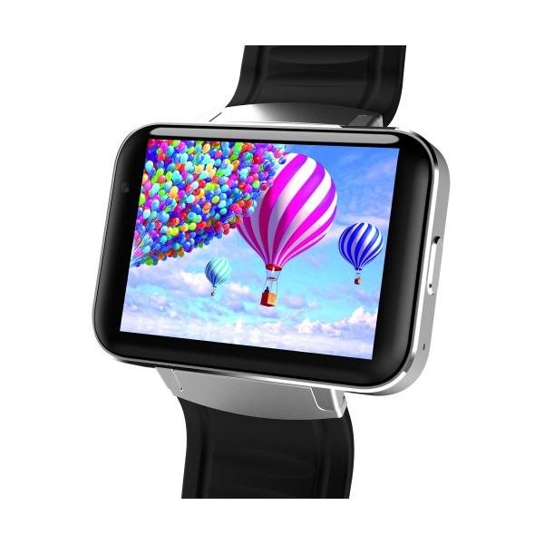 """Смарт фитнес часовник - KOBWA DM98 СИМ карта, камера, 2.2"""" HD IPS LCD екран SMW7 4"""
