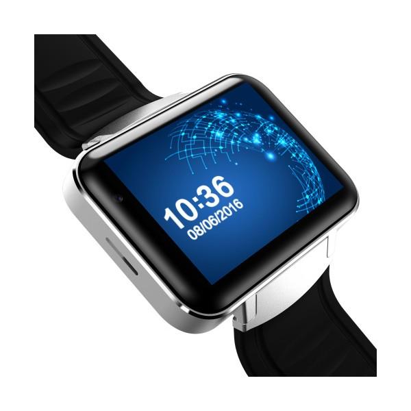 """Смарт фитнес часовник - KOBWA DM98 СИМ карта, камера, 2.2"""" HD IPS LCD екран SMW7 5"""