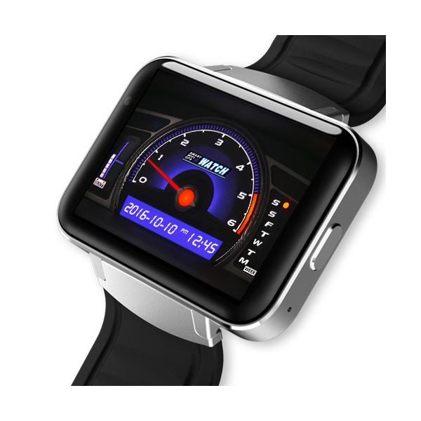 """Смарт фитнес часовник - KOBWA DM98 СИМ карта, камера, 2.2"""" HD IPS LCD екран SMW7 7"""