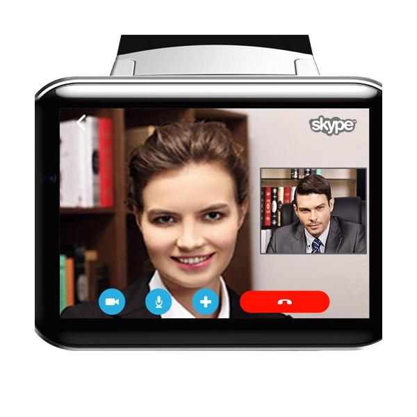 """Смарт фитнес часовник - KOBWA DM98 СИМ карта, камера, 2.2"""" HD IPS LCD екран SMW7 11"""