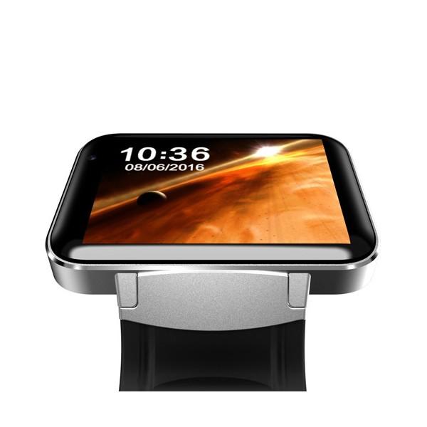"""Смарт фитнес часовник - KOBWA DM98 СИМ карта, камера, 2.2"""" HD IPS LCD екран SMW7 15"""