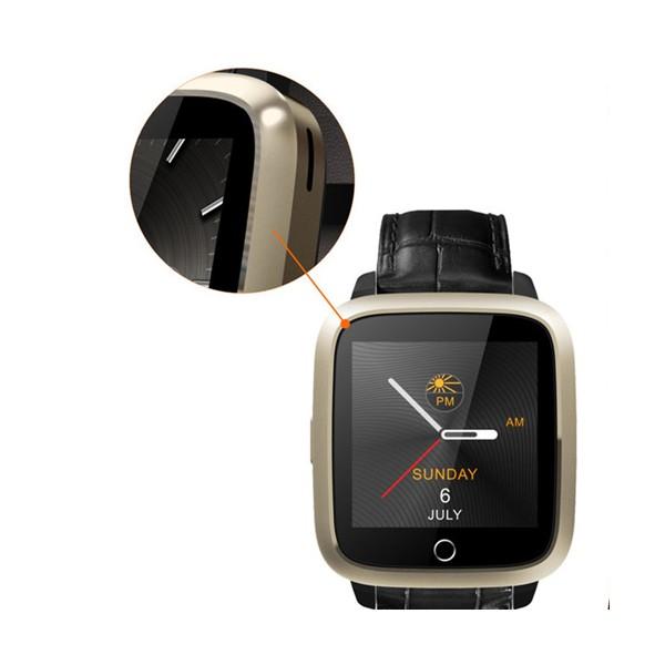 Смарт часовник - TTLIFE U11S 0.3 MP камера 1.54 инча тъч скрийн SMW8 8
