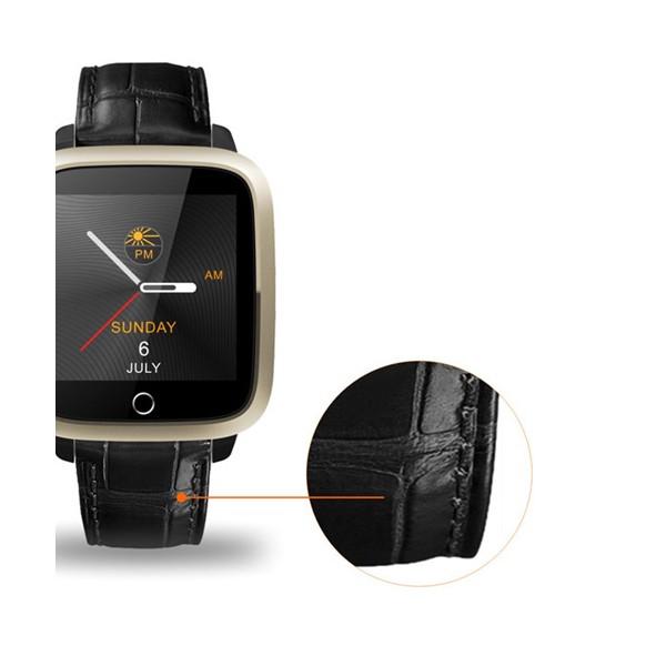 Смарт часовник - TTLIFE U11S 0.3 MP камера 1.54 инча тъч скрийн SMW8 9