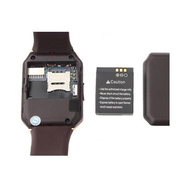 Смарт Часовник телефон с камера и сим карта Оригинален продукт dz09 на Български 22