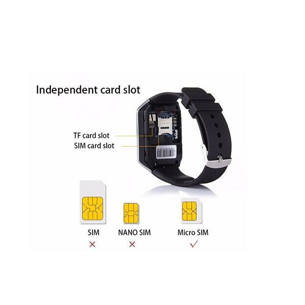 Смарт Часовник телефон с камера и сим карта Оригинален продукт dz09 на Български 25