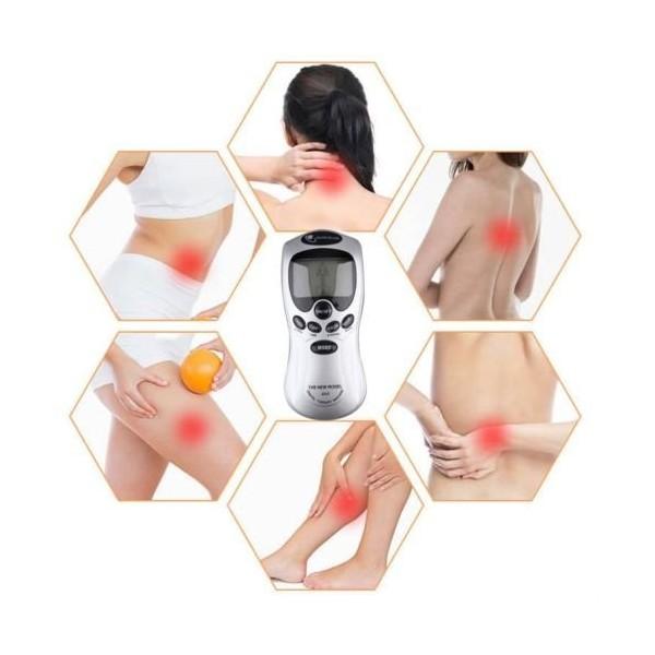 Електростимулатор масажор срещу болки по тялото и физиотерапия TV66 2