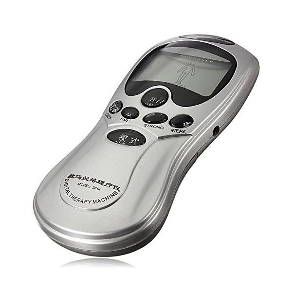 Електростимулатор масажор срещу болки по тялото и физиотерапия TV66 5