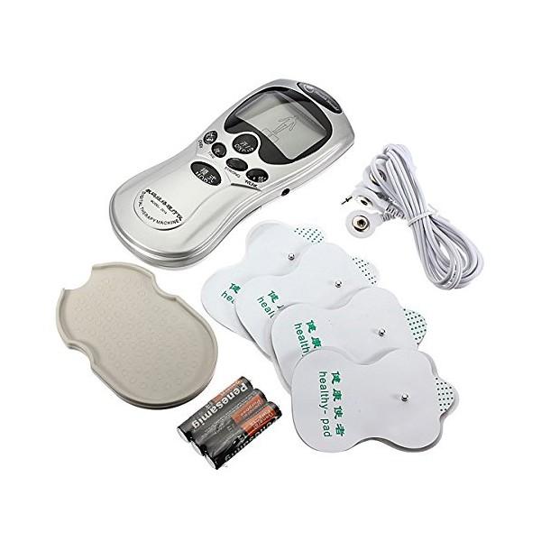 Електростимулатор масажор срещу болки по тялото и физиотерапия TV66 11