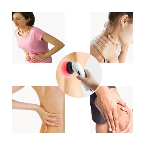 Инфраред ръчен масажор 2