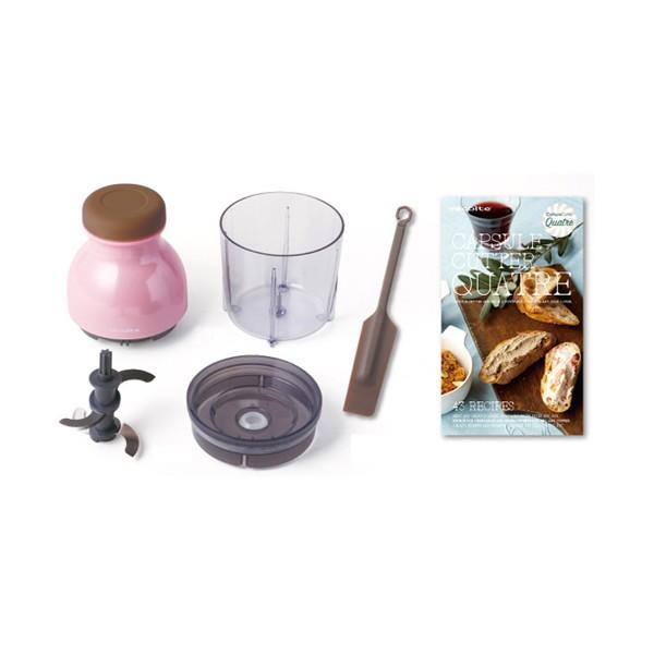 Кухненски робот - Recolte Capsule с книга с рецепти TV44 6