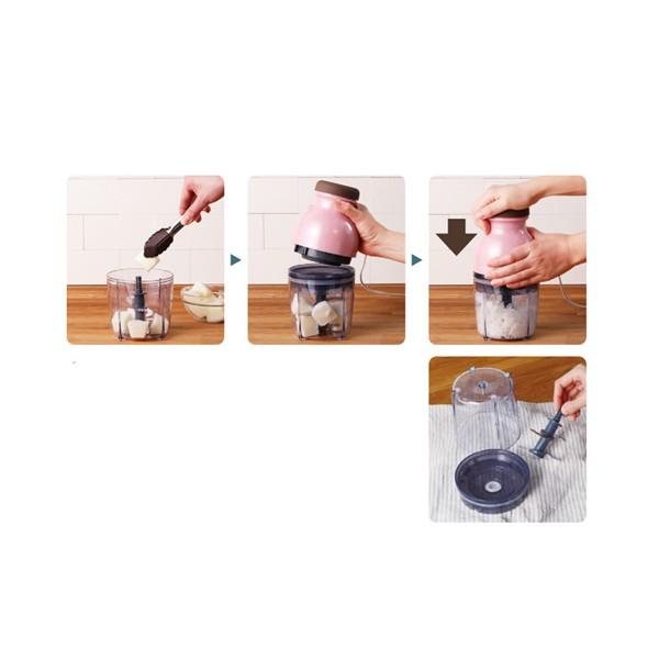 Кухненски робот - Recolte Capsule с книга с рецепти TV44 7