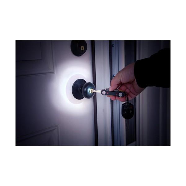 Органайзер за ключове KEY NINJA – побира до 30 броя TV50 2