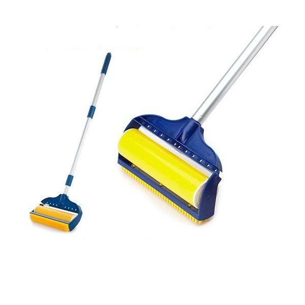 Уред за събиране, почистване на косми от домашни любимци STICKY BUDDY TV60 1