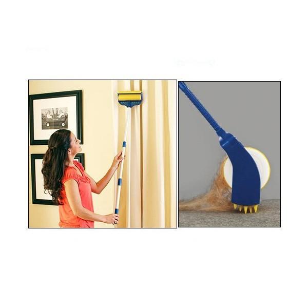 Уред за събиране, почистване на косми от домашни любимци STICKY BUDDY TV60 2
