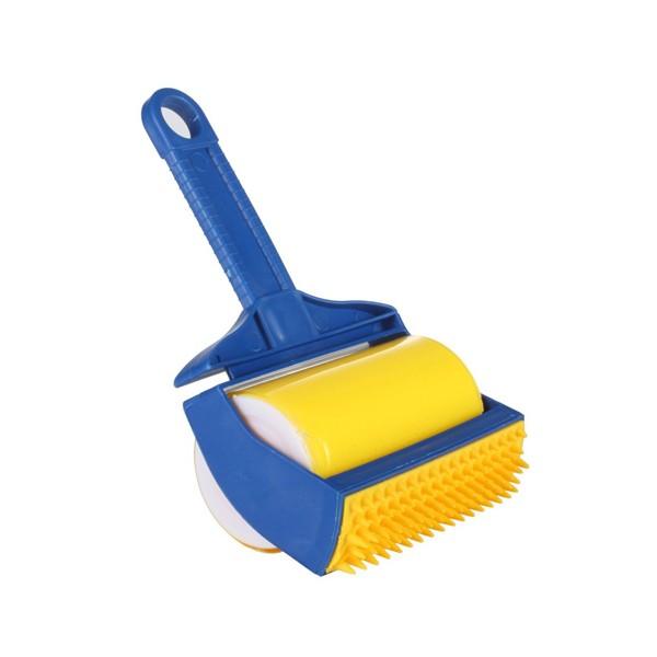 Уред за събиране, почистване на косми от домашни любимци STICKY BUDDY TV60 4