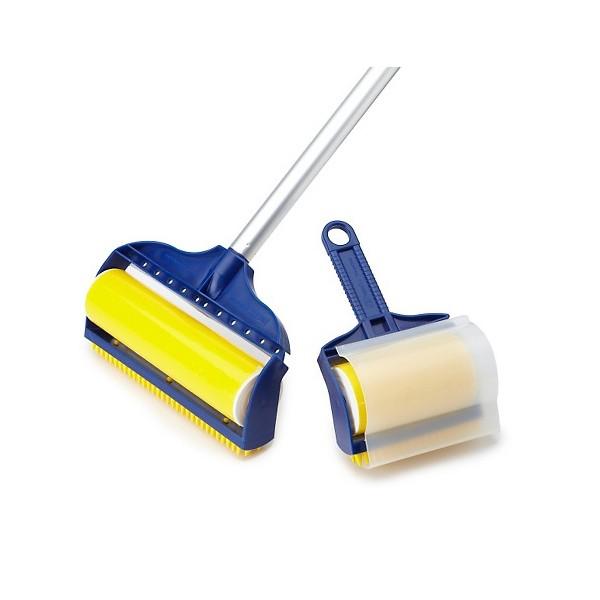 Уред за събиране, почистване на косми от домашни любимци STICKY BUDDY TV60 5