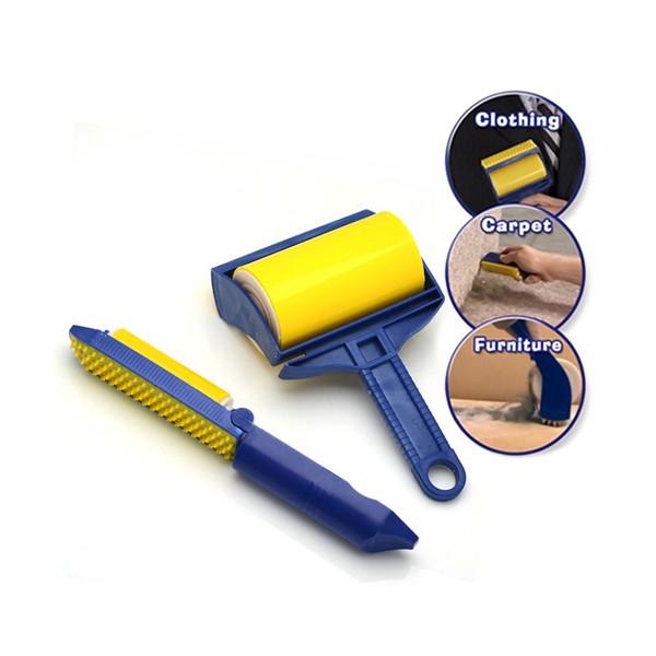 Уред за събиране, почистване на косми от домашни любимци STICKY BUDDY TV60 3