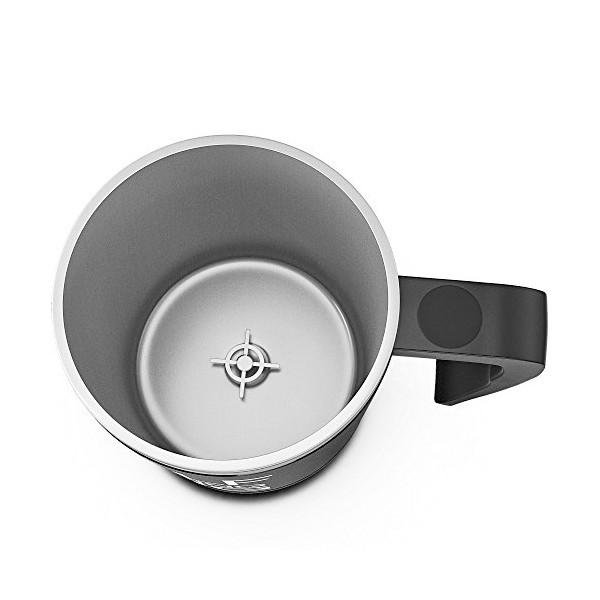 Саморазбъркваща се термо чаша за капучино кафе чай или горещ шоколад TV54 6