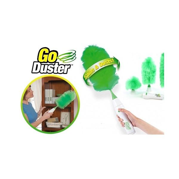 Четка за прах – Go Duster с 3 сменяеми приставки TV59 6