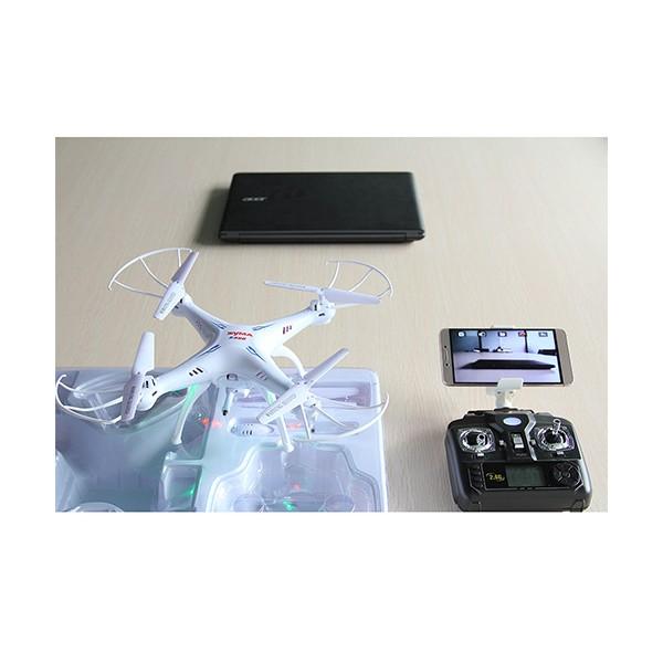 Квадрокоптер Syma X5C-1 Explorers 2.4GHz радиоконтрол 4CH 650mAh 10