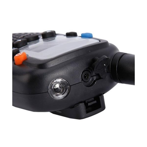 Уоки токи с голям обхват от 3км - вграден фенер BOBELL T388 PMR GMRS 8