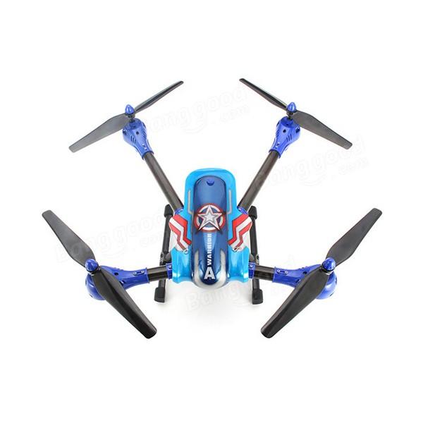 Квадрокоптер - Кай Дън K70F 9