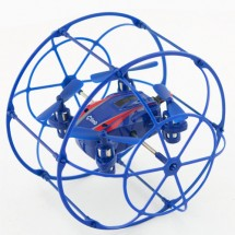 Квадрокоптер Sky Phantom - 2.4G RTF Mini UFO RC
