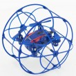 Квадрокоптер Sky Phantom - 2.4G RTF Mini UFO RC 14
