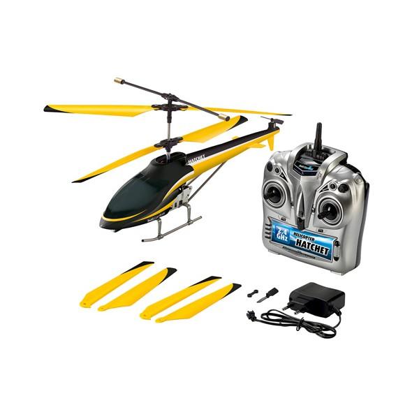 Хеликоптер Hatchet Revell 3