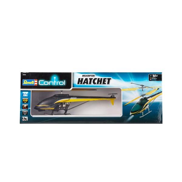 Хеликоптер Hatchet Revell 9