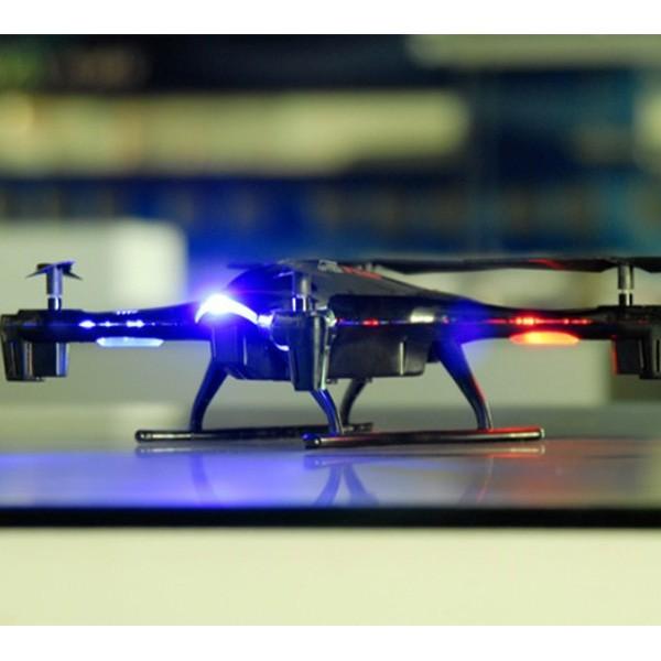 Квадрокоптер - Кай Дън K60 с камера и Led светлини 10
