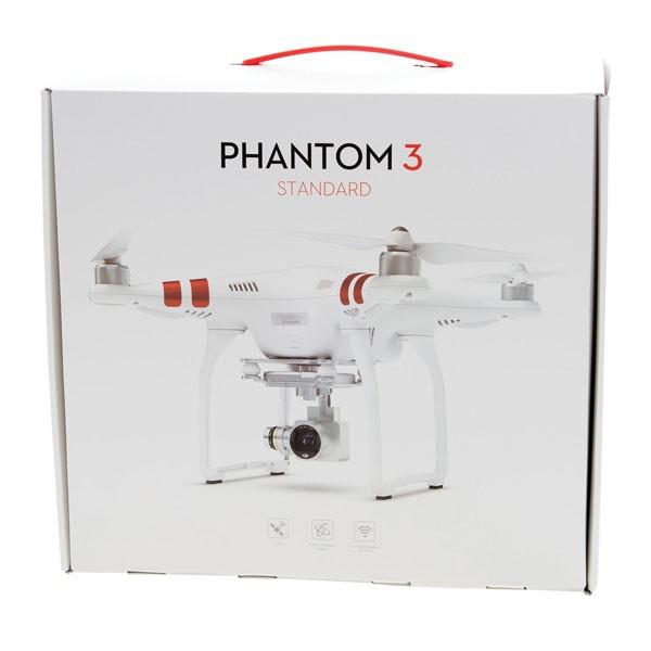 Квадрокоптер DJI Phantom 3 Standard 10