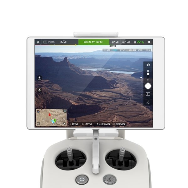 Дрон DJI Phantom 3 Professional v3.0 8